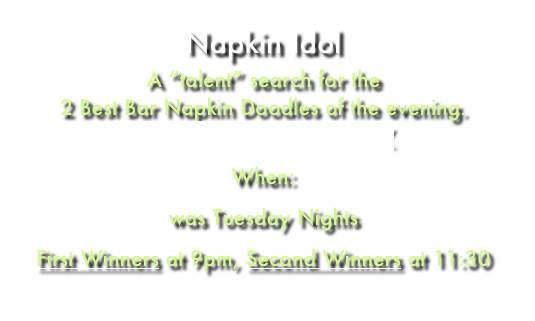 Napkin Idol